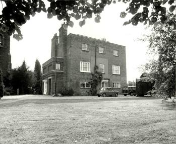Northill Rectory in 1970 [Z50/84/50 ]
